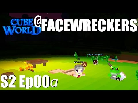 Facewreckers s02 -00a- Sir Wiz O Time Wakes - Alpha Gameplay Multiplayer LP