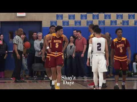 January 19, 2018 Stepinac Vs Cardinal Hayes High School