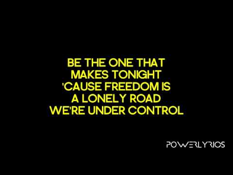 Alesso Calvin Harris Ft  Hurts Theo Hutchcraft Under Control Lyrics Video HD HQ   YouTube