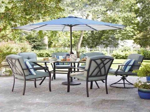 Delightful Garden Treasures Patio Furniture Ideas