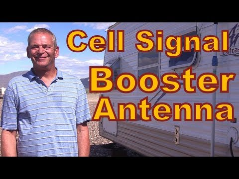 How to Get Better Cell Signal with a Booster Antenna