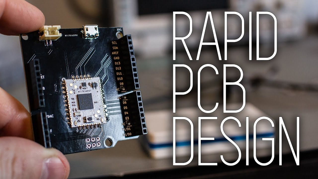SAMD HCC Module Is an Easy-to-Solder, Arduino and CircuitPython