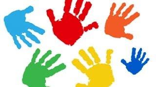 Pintar con Manos y Pies Recuerdo 1r MES | DIY | Bebe & Familia