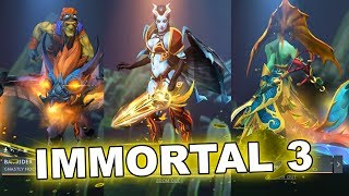 NEW Dota 2 Update - Immortal Treasure 3 !