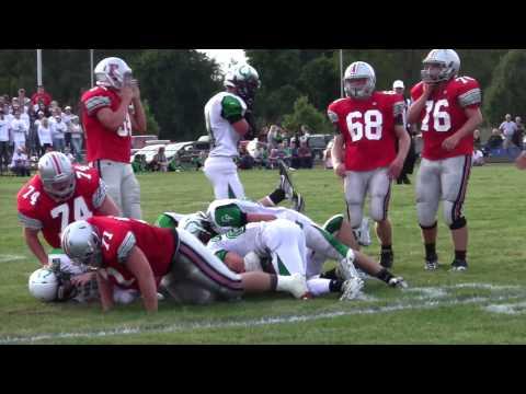 Fredericktown vs Clear Fork Highlights 2015