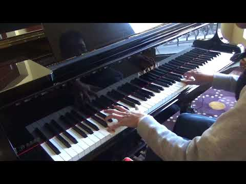 Divinity : Original Sin 2 - Main theme (extract) + Lady Vengeance (piano cover)