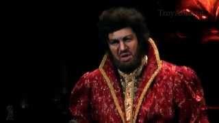"""Михаил Троян - """"Царская невеста"""" - Ария Грязного - Artstudio """"TroyAnna"""""""