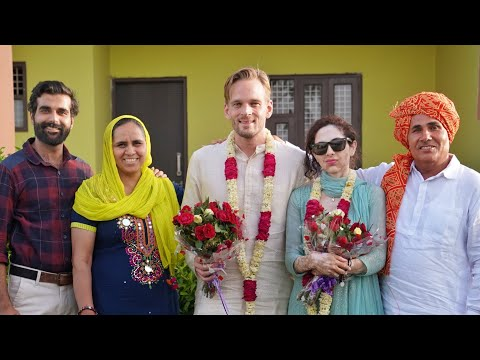 Q&A: I Married an Indian, She Married a Foreigner #RockFamily