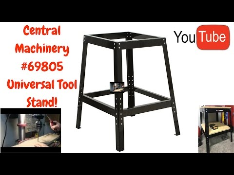 Harbor Freight Universal Tool Stand