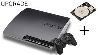 PlayStation 3 - Hard Disk Drive Upgrade