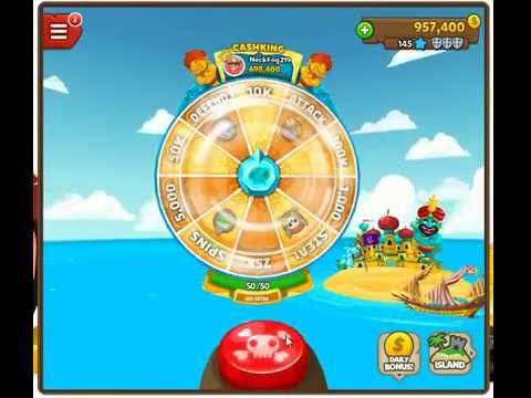 Pirate Kings Speed Hack | Roll with 500extra - YouTube