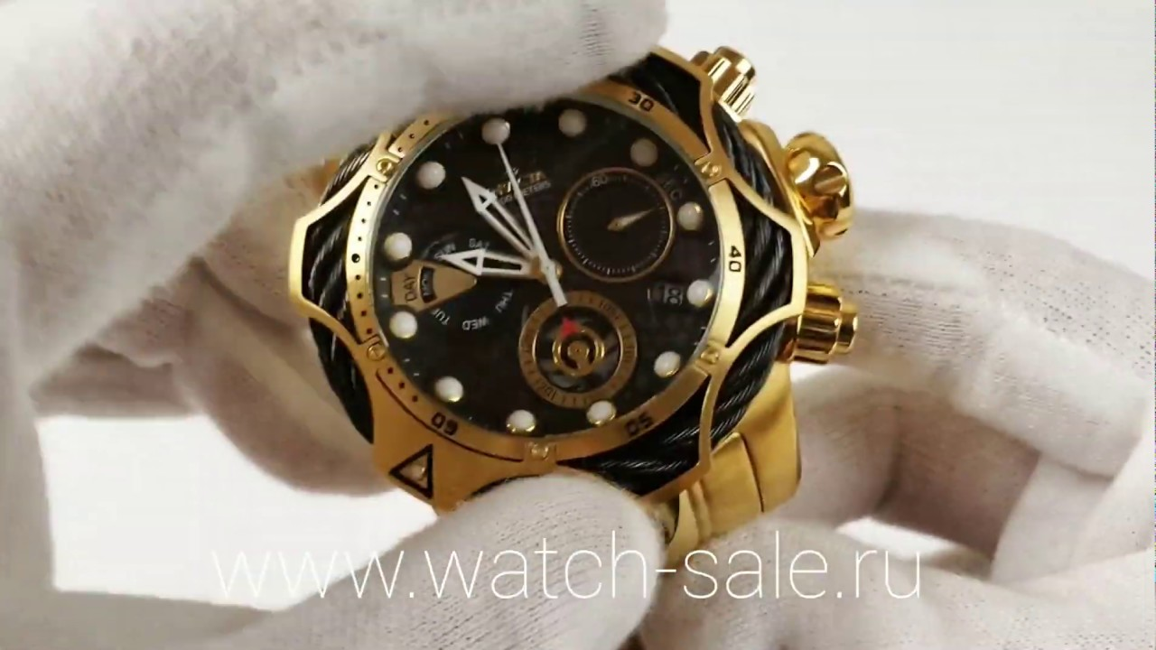 Наручные часы invicta venom reserve collection