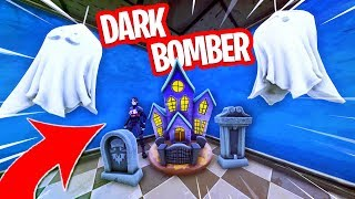 WITH THE NEW * DARK BOMBER SKIN * HIDING IN THE STORE!! Fortnite Battle Royale LIVE