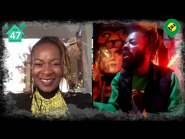 Touchroad Interviews Reggae Artist Jah Model@Shutterdownfestival UK Live, Virtualfestival2020