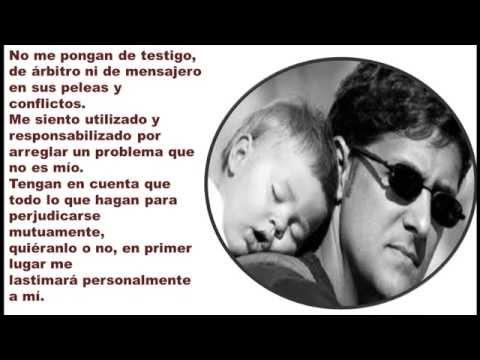 Reflexion De Un Hijo A Sus Padres Separados Youtube