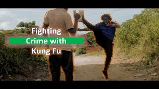 Criminal Fail (Fighting Crime with Kung Fu)