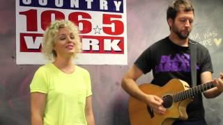 Cam Performs 'Mayday' for WYRK in Buffalo