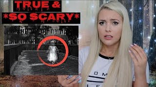 5 Terrifying TRUE Ghost Stories...