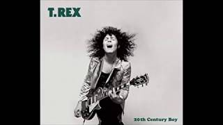 Steve Currie - T. Rex - 20th Century Boy isolated bass (Marc Bolan)