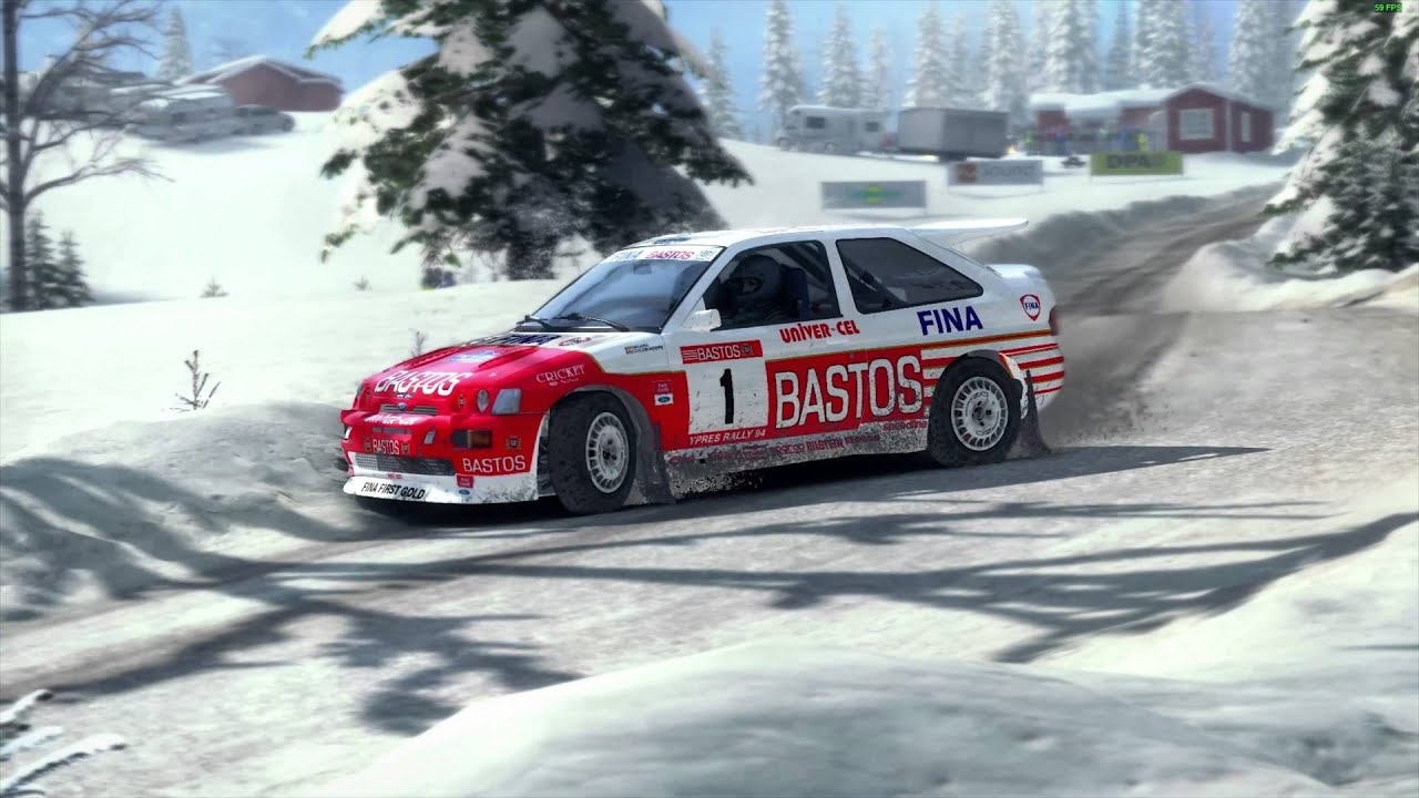 DiRT Rally - Comparison - All Rally Cars in DiRT Rally - YouTube