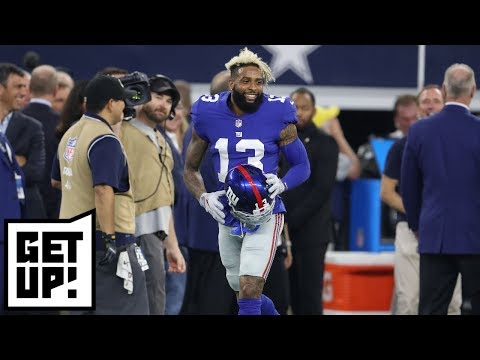 Odell Beckham 'worth all the trouble' for New York Giants