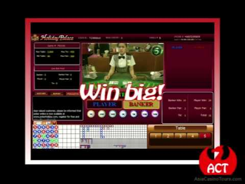 Asia Casino Tours presents Viva3388 Online live Casino!
