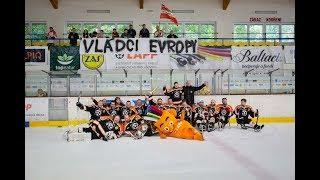 Jak sledge hokejisté Zlína ovládli Evropu