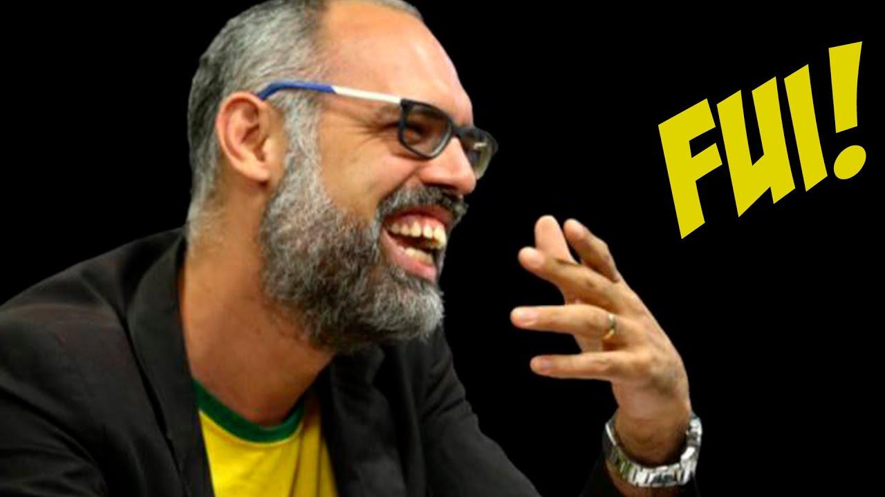 ALLAN DOS SANTOS FOGE DO BRASIL - Foi Visitar Weintraub?