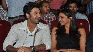 Ranbir-Deepika at 'Yeh Jawaani Hai Deewani' first look launch
