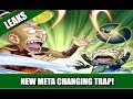 Yu-Gi-Oh! Duel Links   More Leaks! New Meta Changing Trap Coming!