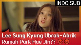Lee Sung Kyung Ubrak-Abrik Rumah Park Hae Jin?? 😡😡 #CheeseInTheTrap 🇮🇩SUB INDO🇮🇩