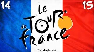 Tour de France 2014 de Didileo (2.0) : Etapes 14 et 15 !