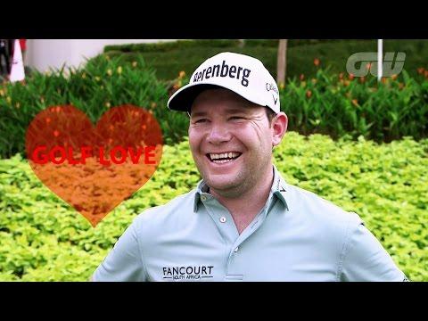 Golf Love: Branden Grace
