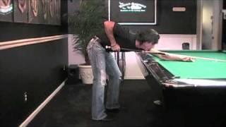 "Master Academy Billiard Instructions The ""Slip Cue"""