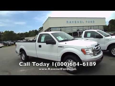 2012 Ford F 150 Xl Regular Cab For Sale At Ravenel Ford