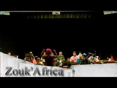 Orchestre entre Percussaône-et-Loire : Zouk'Africa