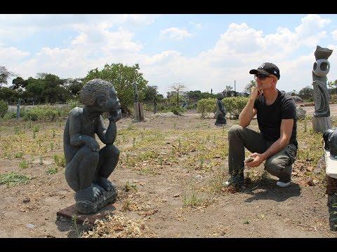 Shona Art Skulpturen - Eine Reise nach Simbabwe....