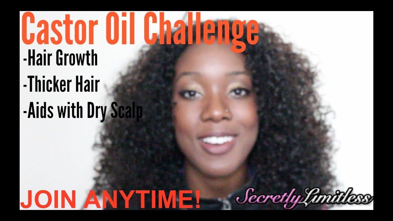 Castor Oil Challenge 2014