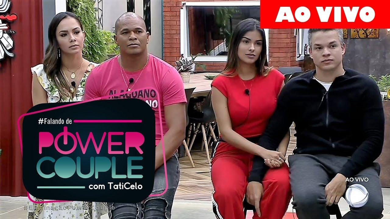 Comentando A Primeira Elimina 199 195 O Do Power Couple Brasil 3