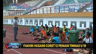 Download Video Fakhri Husaini Coret 12 Pemain Pelatnas Timnas U-19 MP3 3GP MP4