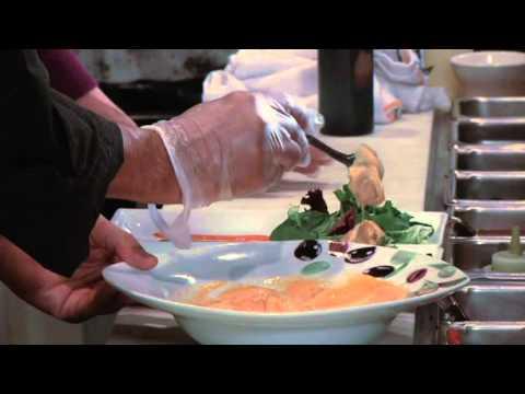 Theresa DeRosa's Chefs' Secrets-Porcini's, Watertown, Mass