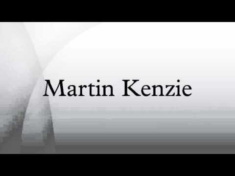 Martin Kenzie