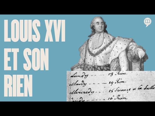 14 juillet 1789. Rien pour Louis XVI ? | L'Histoire nous le dira #126