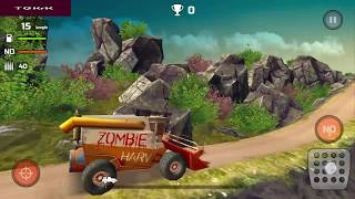 Zombie Derby 2 | level 1 To 3 [Android Game]  Youtube