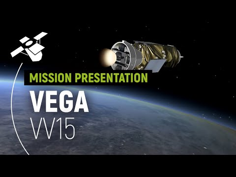 Arianespace - VV15 - Mission Presentaton