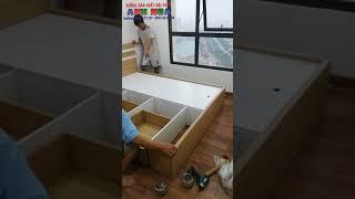 💐Thi công nội thất 1 căn hộ chung cư (Samsora Premier 105 Chu Văn An)