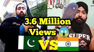 Pakistani Khan Baba challenge Indian Army (Must Watch)
