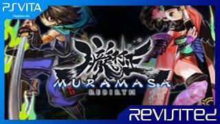 Playstation Vita Revisited - Muramasa Rebirth