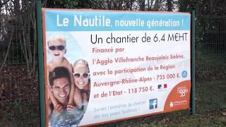 Les Travaux du Nautile à Villefranche-sur-Saône