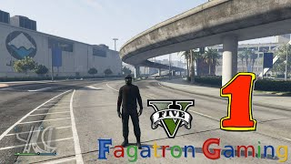 Grand Theft Auto 5 Next Gen | Part 1 | Fagatron